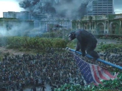 Dawn of the Planet of the Apes Still 01